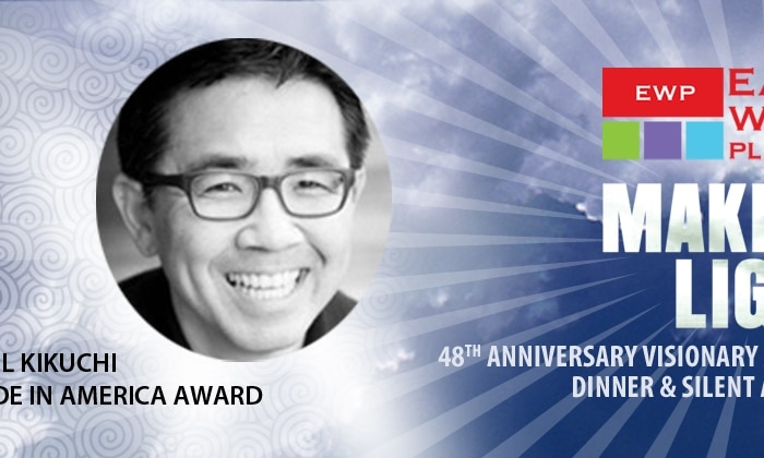 Visionary Honoree: Playwright Paul Kikuchi