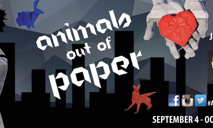 """Animals Out of Paper"" Scenic Designer Naomi Kasahara"