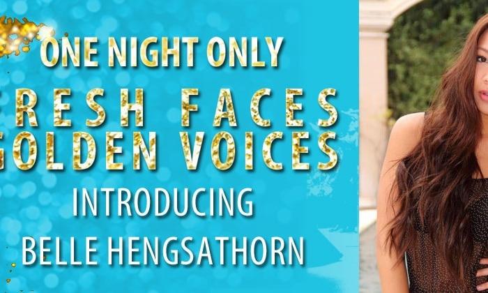 """""""One Night Only"""" Artist: Pop Princess Belle Hengsathorn"""